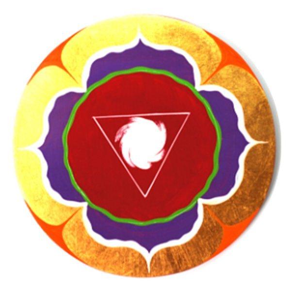 First chakra ROOT MULADHARA