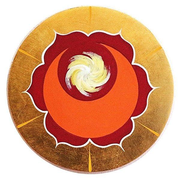 2nd Chakra -- SACRAL -- SVADHISHTHANA