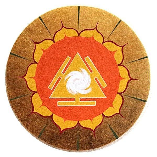 3rd Chakra -- SOLAR PLEXUS -- MANIPURA