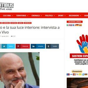 Un uomo e la sua luce interiore: intervista a Gaetano Vivo – EXPartibus