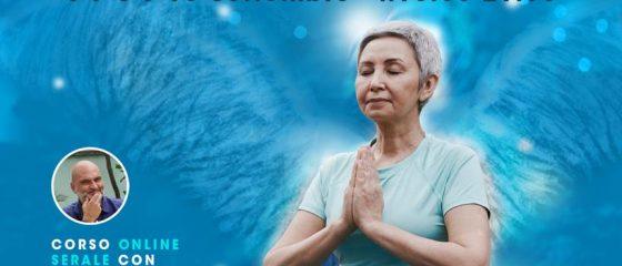 Angelic Connexion è una forma di guarigione che permette di lavorare con i nostri Angeli custodi. Questo tipo di terapia aiuta a guarire e armonizzare ogni aspetto della nostra vita attraverso il contatto con gli Angeli o una Guida dell'universo. Tutti hanno i propri Angeli custodi che agiscono per conto di Dio. Angelic Connexion riporta l'individuo sul proprio percorso spirituale in modo sereno e armonico. Meditazione e Arcangeli Per una mente sana e rilassata è importante riuscire a mantenersi in pace e lavorare sulla pulizia e il buon funzionamento dei chakra. Il corso di meditazione consiste in una serie di 7 appuntamenti dedicati alla purificazione dei chakra. Ogni settimana si parla di un chakra diverso e lo si purifica con i colori e i suoni a lui associati. Inoltre viene evocato l'Arcangelo del chakra stesso che aiuta nella purificazione e nel riequilibrio dei blocchi energetici e dell'aura.